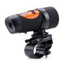 Camera Capacete Esportes Radicais A Prova De Choque Agua