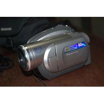 Filmadora Panasonic Vdr D220 32x Zoom
