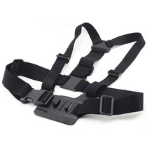 Gopro Go Pro Suporte Peitoral Chest Mount Harness Hero 2 3 4