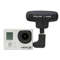Go Pro Microfone Externo Promic Adaptador Gopro Polar Pro