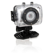 Camera Filmadora Prova D Agua Sportcam Multilaser Burnquist