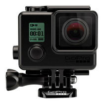 Gopro Blackout Housing Caixa Estanque Preta Fosca Ahbsh-001
