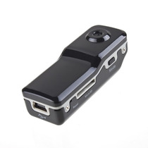 Mini Câmera Mini Dv Md80 Spy; Web Cam. Filma Alta Resolução.