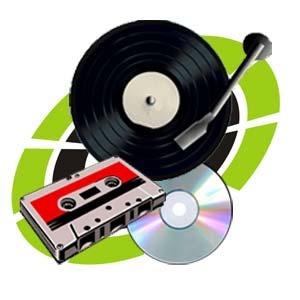 Conversão De Disco De Vinil Lp Bolachão E Fita K7 P/ Cd Mp3