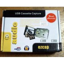 Conversor Fita Cassete Para Mp3 / Fita K7