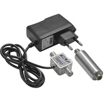 Booster Amplificador Antena Uhf 40db Digital Analogico Hd