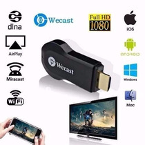 Wecast Miracast Hdmi Dongle Wifi Wireless Display