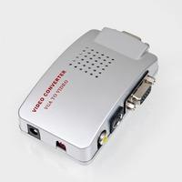 Adaptador Conversor Transcodificador Vga P/ Tv Rca S-video