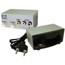 Modulador Áudio Vídeo Canais 3 E 4 Pqmo-2200 Proeletronic