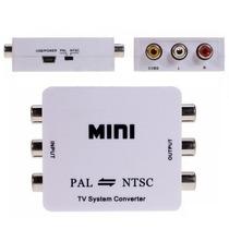 Conversor De Video Pal-m Ntsc Secan Universal Transcorder
