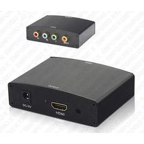 Conversor Video Componente X Hdmi Feasso Super Oferta