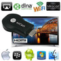 Wifi Display, Ezcast Hdmi, Airplay, 720p, 1080, Sedex Gratis
