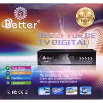 Conversor Receptor Para Tv Digital - Better