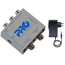 Modulador Rca X Rf - Tv Dvd Parabolica Camera Segurança