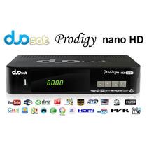 Receptor Duo Sat Prodigy Hd Nano Wifi 1080p E 3d.