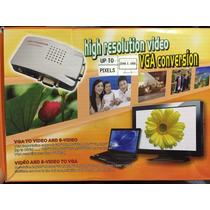 Conversor Pc Tv - Vga - Rca - S-video