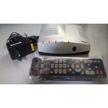 Conversor - Funciona Em Tv Crt, Led, Plasma E Lcd