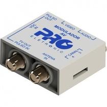 Mini Modulador Audio Video Canal 3 4 Pqmo 2240 Proeletronic