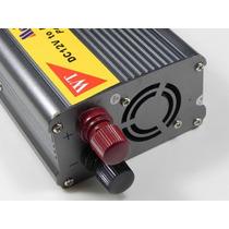 2 Inversor Transformador Conversor Veicular 500w 12v 110v