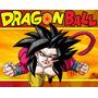 Kit Completo Dragon Ball Arte Convites Lembrancinhas E Mais