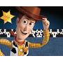 Kit De Festa Woody De Toy Story + Frete Grátis + Ref 001