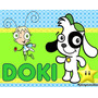 Kit Doki + Desenha Convites + Cartões + Arte + Ref 001
