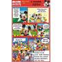 Arte Convite Aniversário Infantil Mickey Gibi