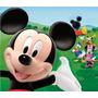 Kit Festa Provençal Mickey E Seus Amigos Arte Cartões