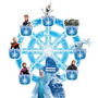 Roda Gigante Frozen E Sua Turma - Personalizados