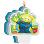 Vela Plana Toy Story No Espaço