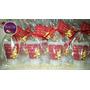 30 Bisnagas Lembrancinha Natal Chá De Bebe Sabonete Liquido