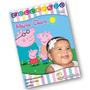 40 Revistas De Colorir Personalizadas 10 X 14 Cm - Peppa Pig