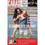 Convite Capa De Revista Tamanho 10x15 Kit 50 Uni