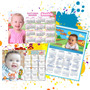 30 Calendário Personalizados 10x7 - Frete Grátis