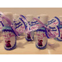 30 Sabonete Líquido Glitter Lembrancinha Aniversário Frozen