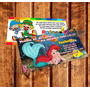 30 Convites Personalizados De Aniversário Infantil +envelope