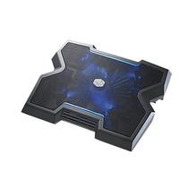 Base Para Notebook X3 Preta - 1 Fan 200mm Com Led #o21411