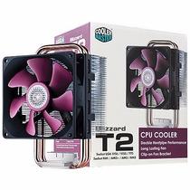 Cooler Master Blizzard T2 Lga 1151 / 1150 / 775 Amd Am3 Am2