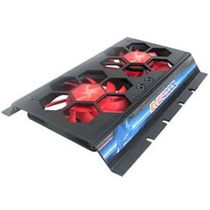 Cooler Para Hd C/ Ventilador Duplo Evercool