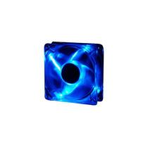 Exaustor/ventilador P/ Gabinete 8x8 Cm Akasa Box (led Azul)