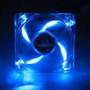 Cooler Fan Ventoinha 80x80mm (8x8cm) Com Led Azul