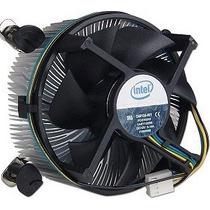 Cooler Intel Original 775 Quad Core, Core 2 Duo Base Cobre
