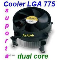 Cooler Akasa Lga 775 Pentium 4/ Pentium D/ Cel D/ Dual Core