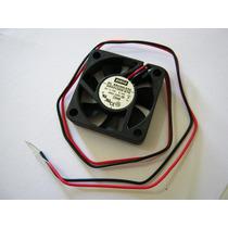 Micro Ventilador 40x40x10mm Fan Cooler 12v 2 Fios - 1ª Linha