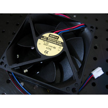 Micro Ventilador 92x92x25mm 24v Fan Cooler Rolamentado Adda