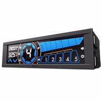 Controlador Fan Nzxt Sentry 3 Touch Até 5 Coolers 15w Nf-e