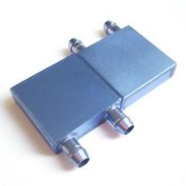 Cooler Block, Water Cooler, Bloco De Alumínio
