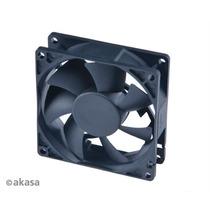 Cooler Fan 80mm Akasa Preto Ak-fn069 3 Pinos