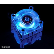 Cooler Chipset Akasa Ak-210 Cool Blue Led Azul