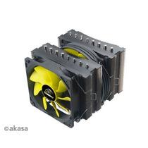 Cooler Venom Medusa Akasa Ak-cc4010hp01